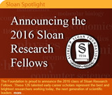 PKU Math Alumni Xinwen Zhu,Jian Ding, Lin Lin won 2016 Sloan Research Fellowship