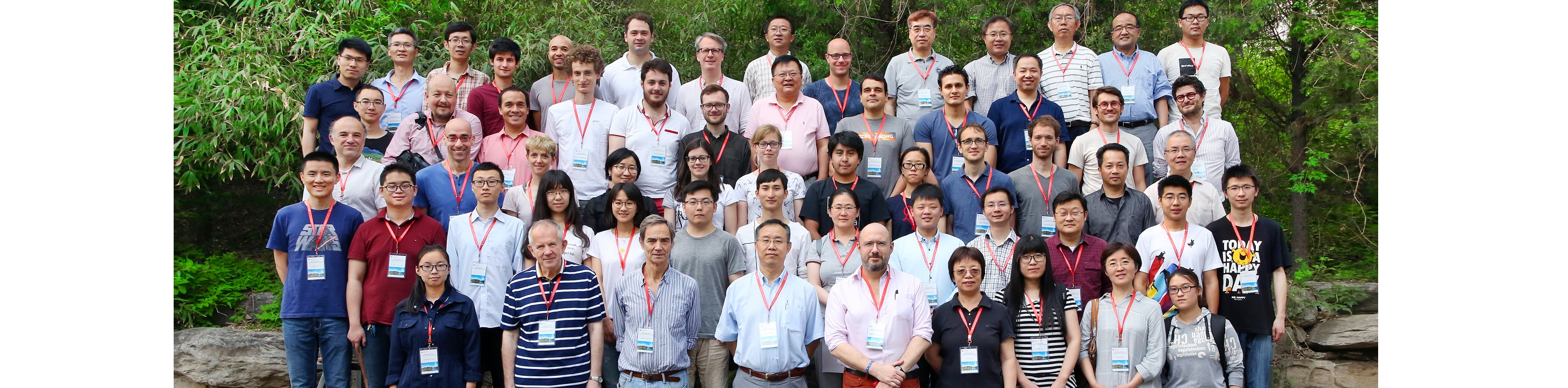 Branching Structures: The fifth Bath-Beijing-Paris Meeting